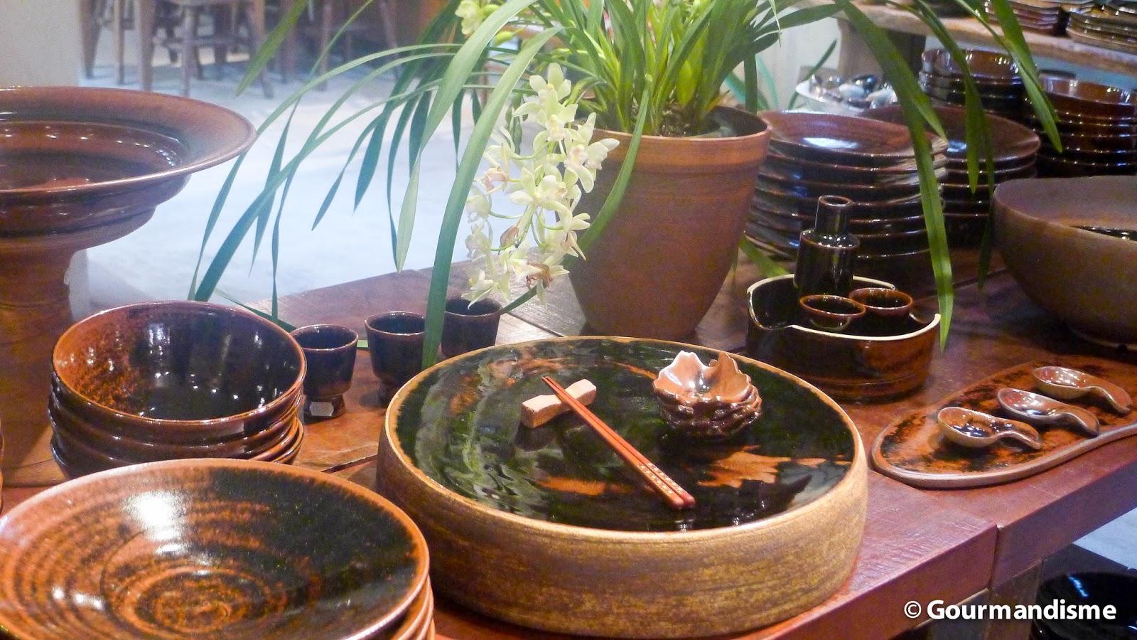 Tend ncias gastron micas cer mica artesanal de hideko for Materiales para ceramica artesanal