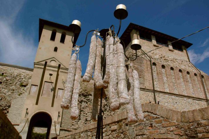 Museo_del_Salame_-_Felino_(PR)_-_L'ingresso_del_Castello