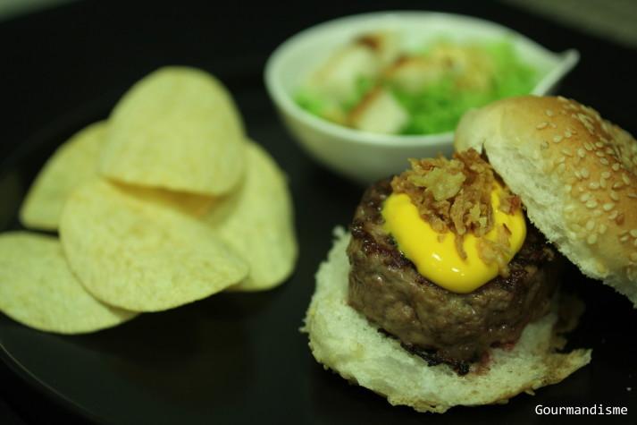 gourmandisme - mini hamburguer