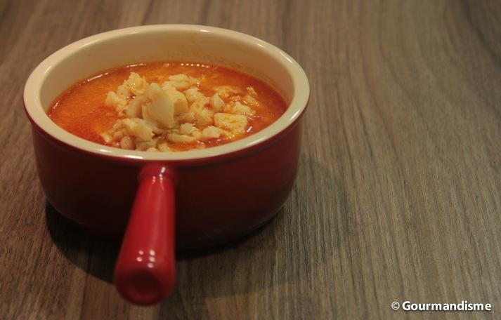 gourmandisme - sopa de peixe